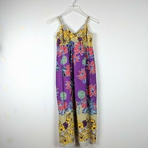 Anthropologie Dresses - NEW Aryeh ANTHROPOLOGIE Cotton Maxi Sundress L